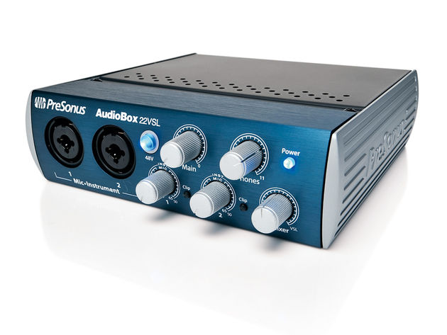 Presonus AudioBox 22VSL  (£199)