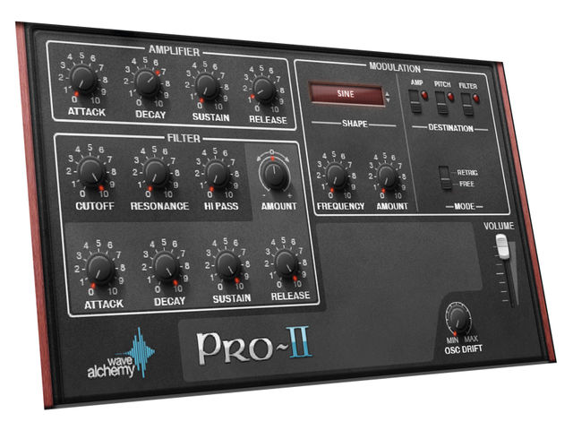 The Wave Alchemy Pro-II delivers outstanding performance for the price.