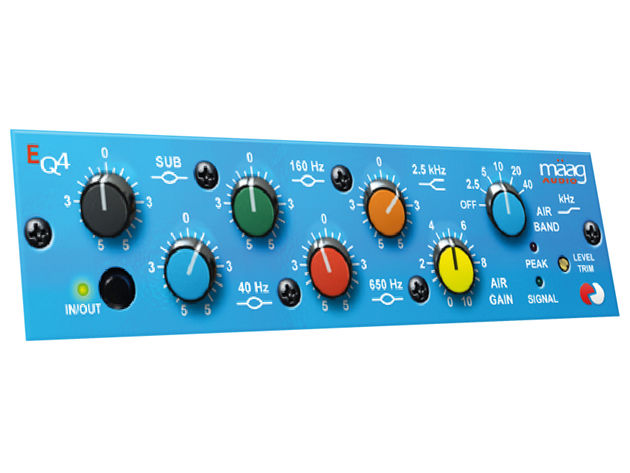 Plugin Alliance Mäag EQ4 ($199)