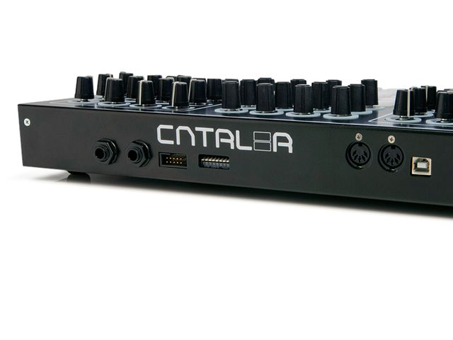 CNTRL:R's rear expansion ports offer scope for hardware customisation.