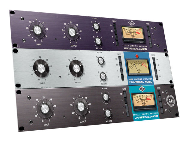 UAD UA 1176 Classic Limiter Collection ($299)