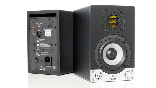 EVE Audio SC204 Active Nearfield Monitors