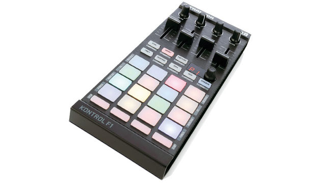 Native Instruments Traktor Kontrol X1 and F1