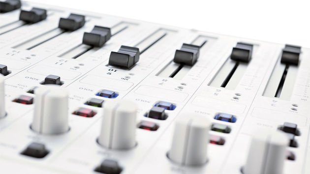The knobs and switches are very positive in operation and the faders are wonderfully smooth through their whole travel