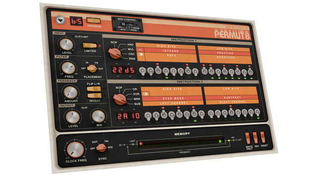 Permut8 might look esoteric and oddball, but it really is a plug-in for everyone