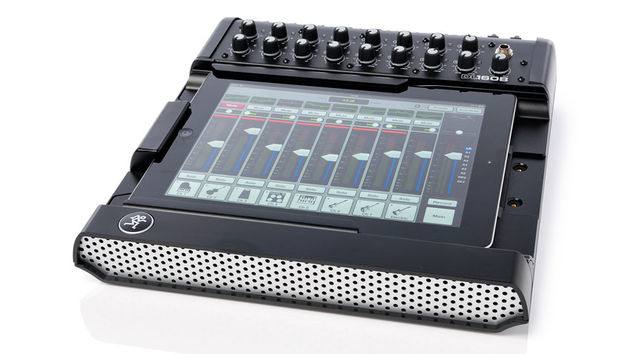 Using the iPad as a control surface gives the DL a distinct advantage over many low budget mixers