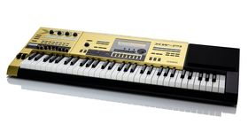 Competition: Win a Casio XW-P1 Limited Gold Edition synth