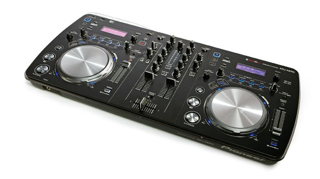 Build quality is really solid - the jogs feel as good as CDJ-350s and the plastic casing feels like it'll take a beating