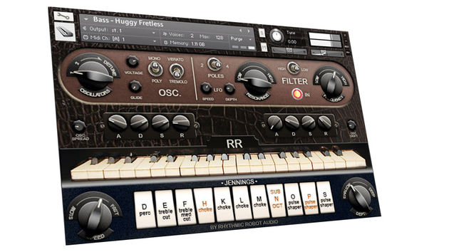 Jennings is based on the Jennings Univox synth used by The Beatles during their early Cavern days in Liverpool