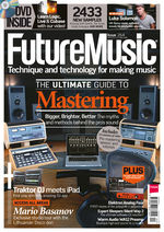 Future Music April 2013 Now On Sale!