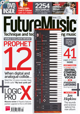 Future music issue 270