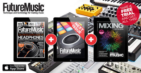 Subscribe to Future Music today and get all this FREE