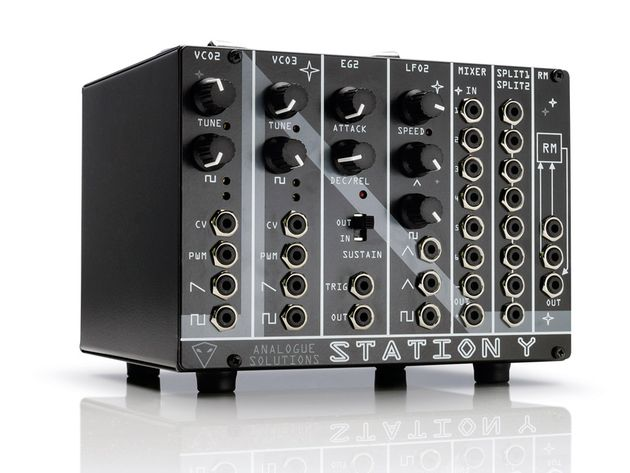 Station Y - the 'minimodular expander'.