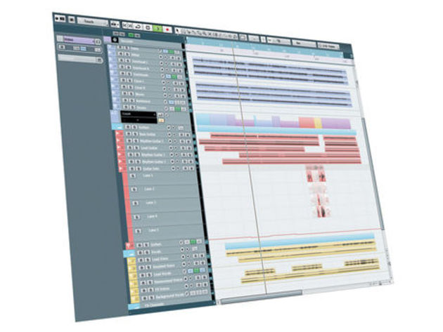 Released at the start of this year, Cubase 6 is the DAW's current incarnation.
