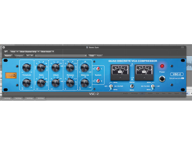 Brainworx VSC-2 Plug-in (€237)