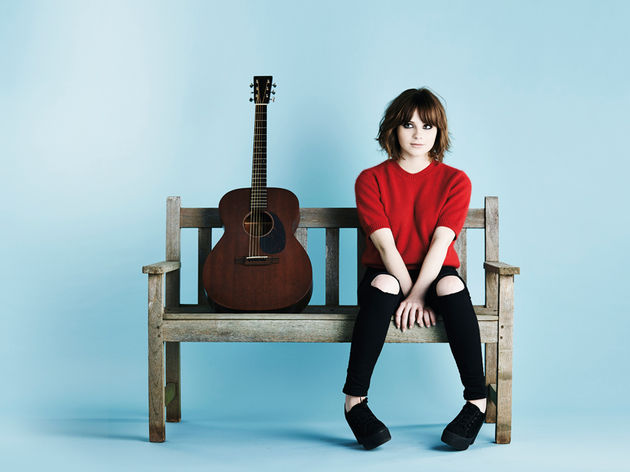 Gabrielle Aplin on arenas, acoustics and Joni Mitchell