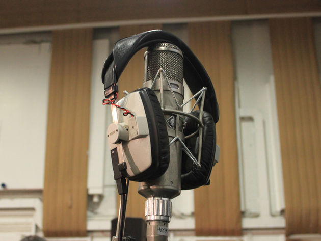In pictures: Studio Two at Abbey Road