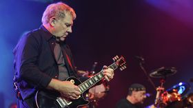 Alex Lifeson on gear and guitar design