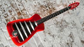 Harrison Guitar Works unveil the Alfa Romeo