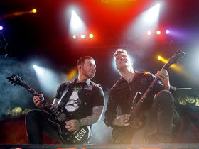 Avenged Sevenfold talk songwriting and Hail To The King