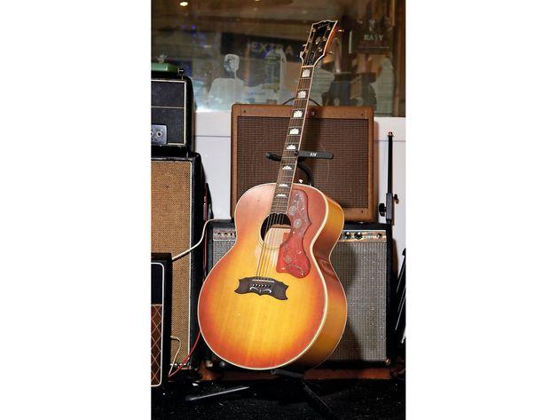 1971 Gibson J-200
