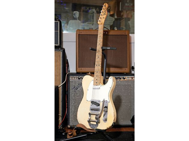 1960s Fender Telecaster w/Bigsby