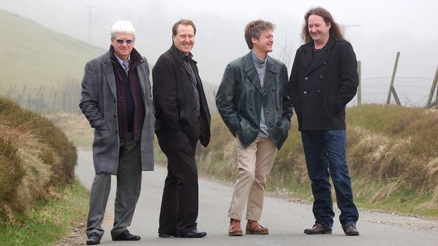 """It was in the spirit of Barclay James Harvest, a total collaboration."""