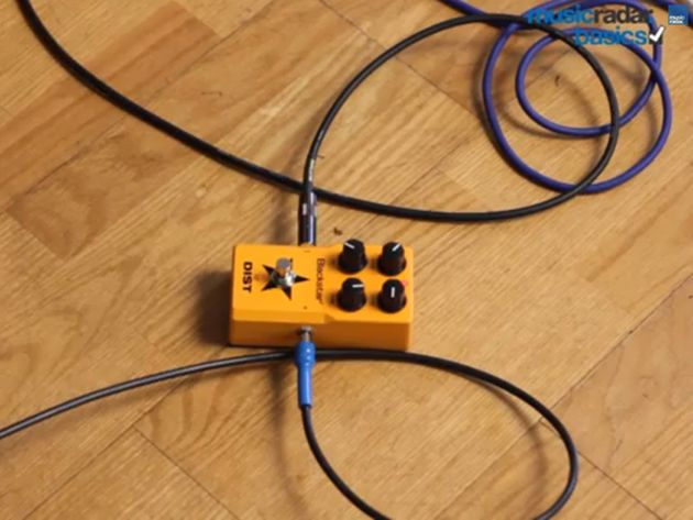 Effects pedals explained