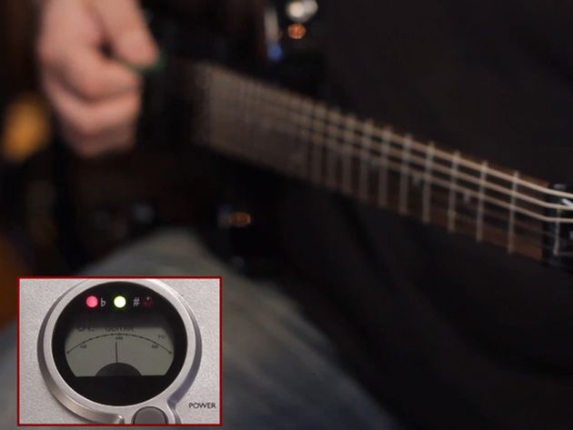 How to tune your guitar