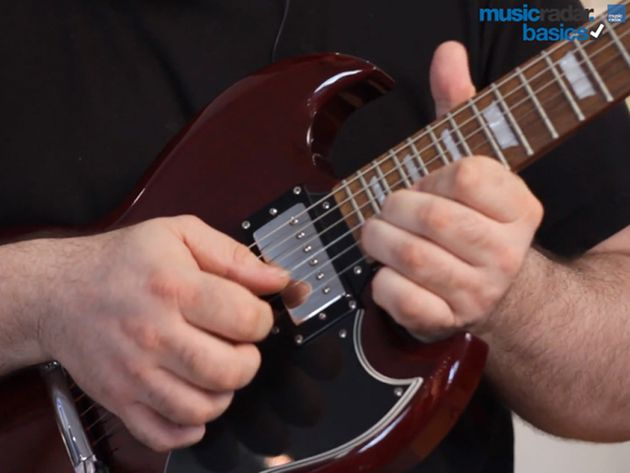 Types of electric guitar