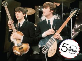 The Beatles' fab gear: 25 key pieces of kit