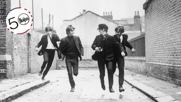 We celebrate the year The Beatles broke America