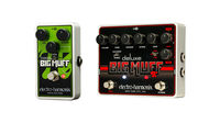 Electro-Harmonix unleashes two new Big Muffs