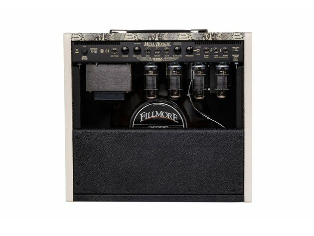 Mesa/Boogie King Snake from behind