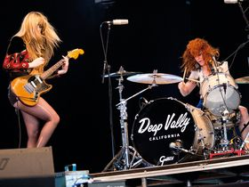 Deap Vally's Lindsey Troy talks riffing and rhythm