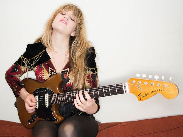 Deap Vally's Lindsey Troy talks riffs and rocking