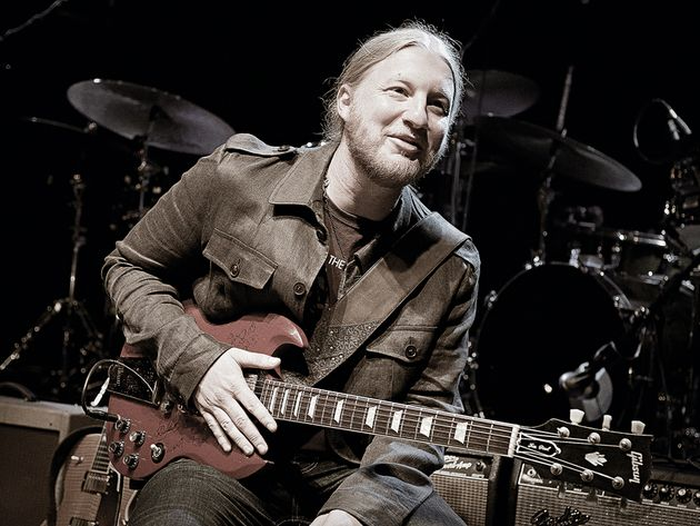 Derek Trucks on the art of slide
