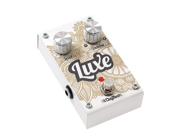 Luxe polyphonic detune pedal