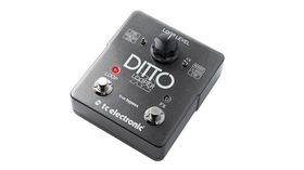 NAMM 2014 : le nouveau Ditto Looper X2 de TC Electronic