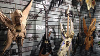 NAMM 2014: ESP custom shop in pictures