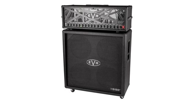 Finally here's the limited run EVH 5150III half stack