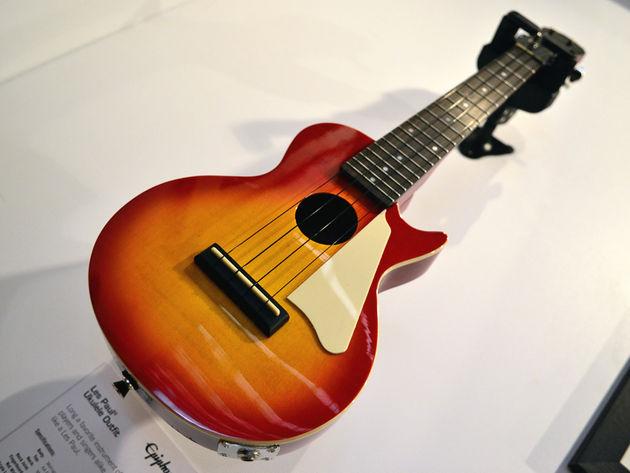 Les Paul ukulele outfit specs