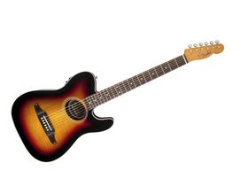 NAMM 2014: Fender reveals 2014 acoustic line-up