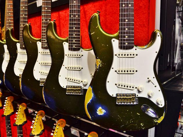 '63 Stratocaster Heavy Relic