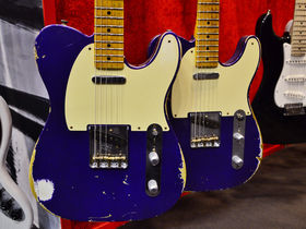 Musikmesse 2014: Fender Custom Shop stand