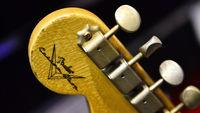 Musikmesse 2014 : le stand Custom Shop de Fender