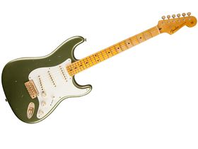 Two Fender Custom Shop series introduced