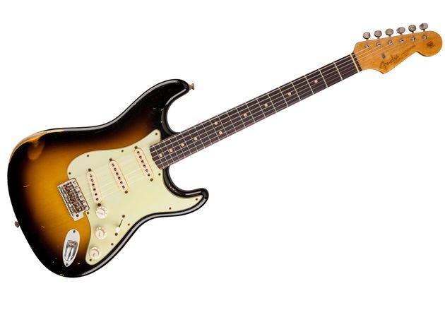 Master Design Series 1963 Relic Stratocaster
