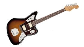 NAMM 2014: Fender launches Kurt Cobain Jaguar