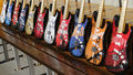 Fender unveils collectible MLB Strats